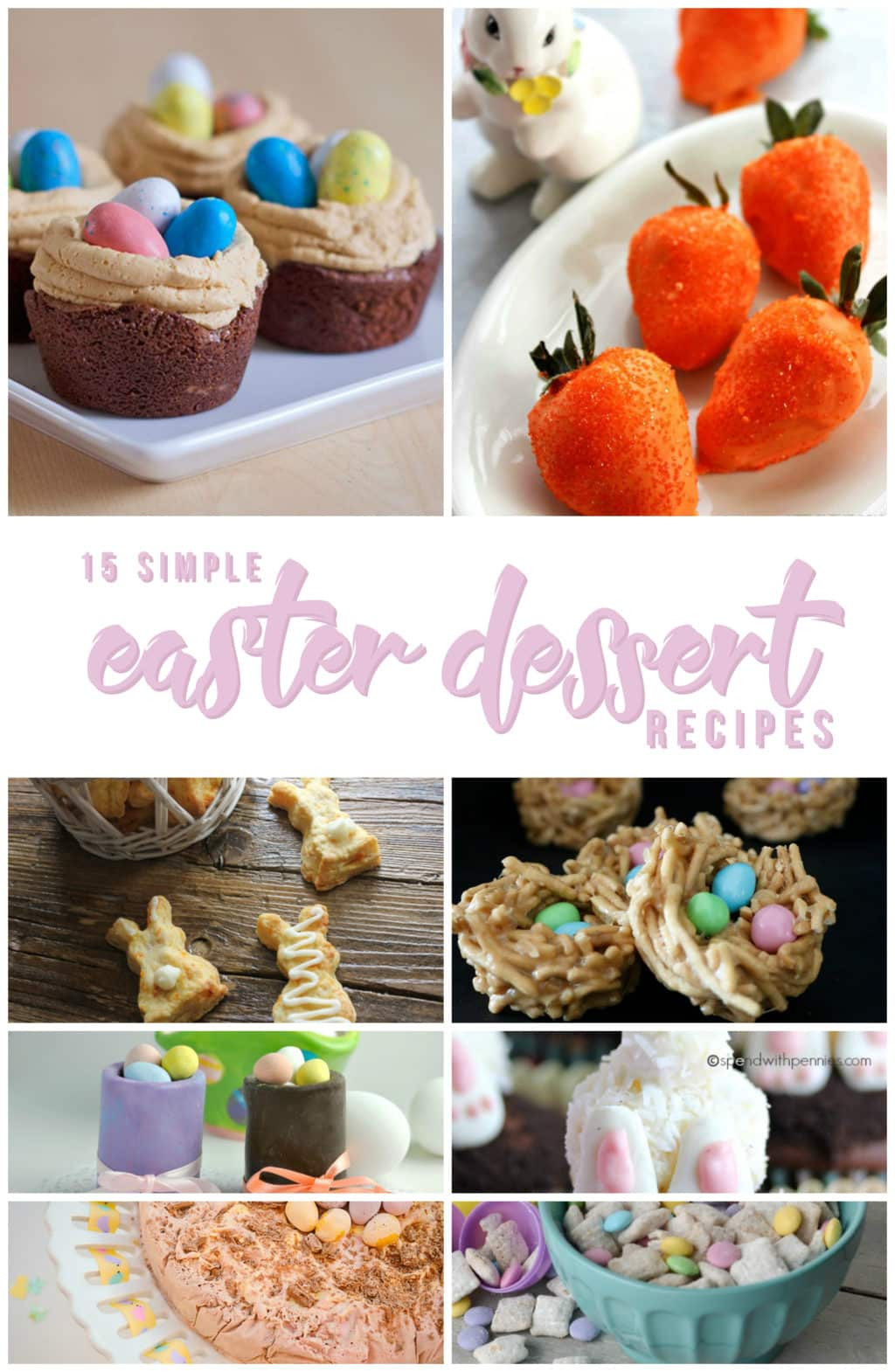 Simple Easter Desserts  15 Simple Easter Dessert Recipes Hello Nature