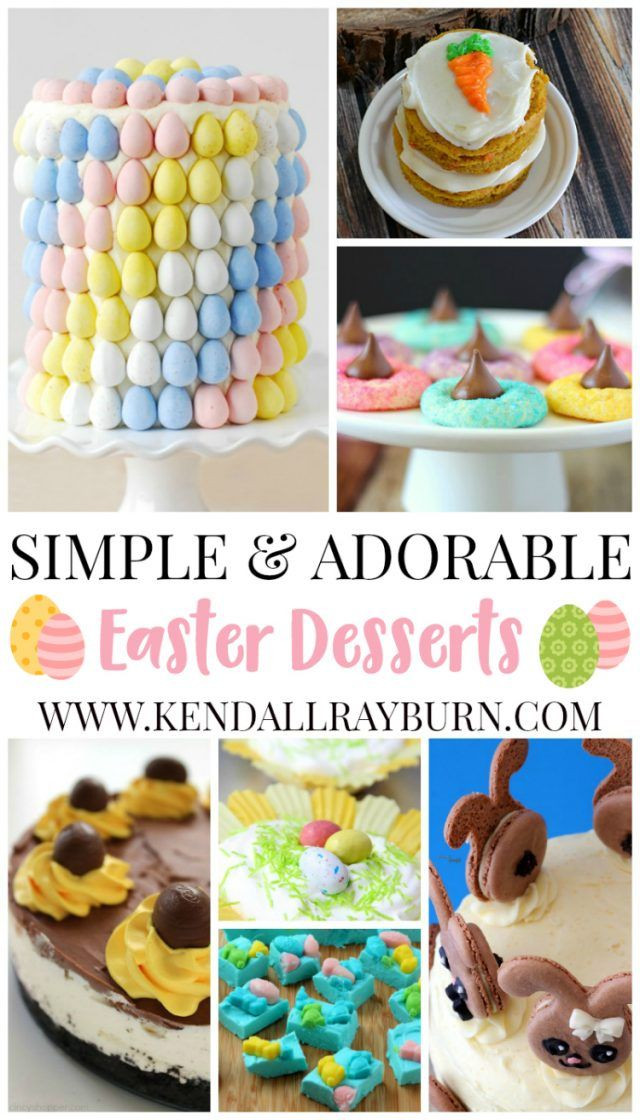Simple Easter Desserts  427 best Craft Ideas images on Pinterest