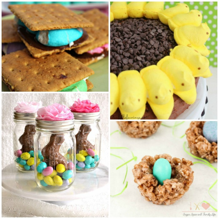 Simple Easter Desserts  Easy Easter Dessert Recipes