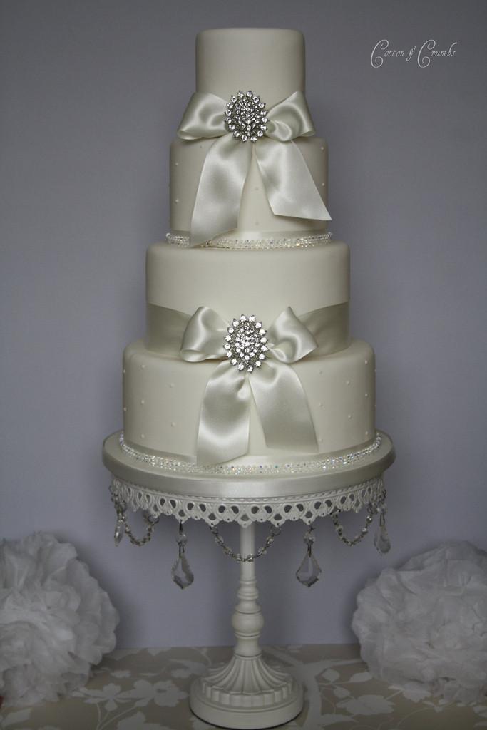Simple Elegance Wedding Cakes  Simple elegance wedding cake