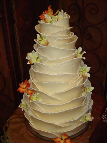 Simple Elegance Wedding Cakes  Simple Elegance in Cake Design Las Vegas NV Wedding Cake