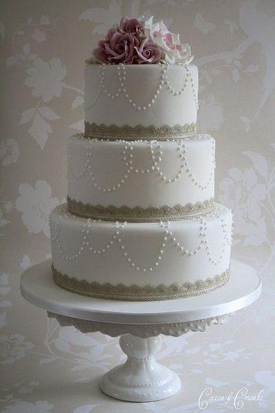 Simple Elegance Wedding Cakes  Simple Wedding Cakeswedding Concept
