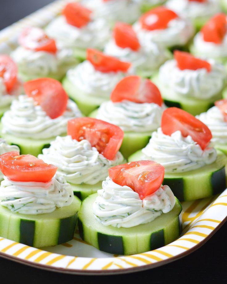 Simple Healthy Appetizers  Best 25 Party appetizers ideas on Pinterest
