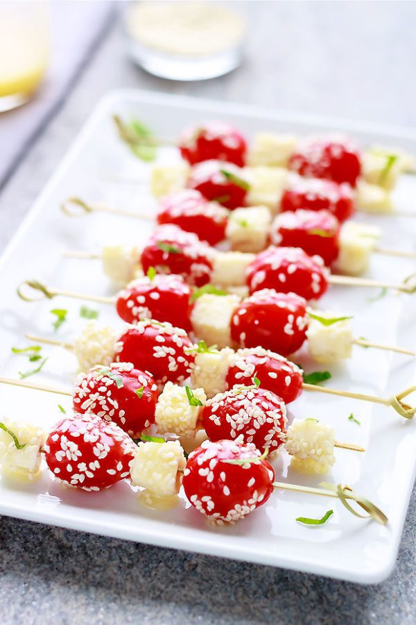 Simple Healthy Appetizers  9 Light Holiday Appetizers to Eat Healthy This Holiday