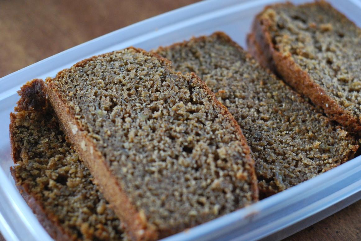Simple Healthy Banana Bread  Building a Recipe for Simple Healthy and Delicious Banana