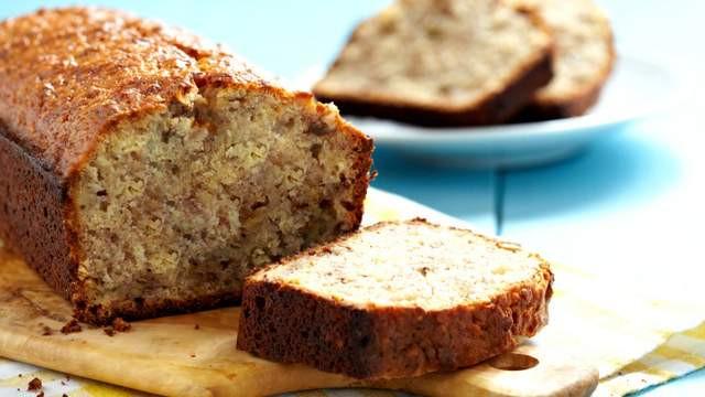 Simple Healthy Banana Bread  MAKE 5 Easy & Healthy Banana Bread Recipes
