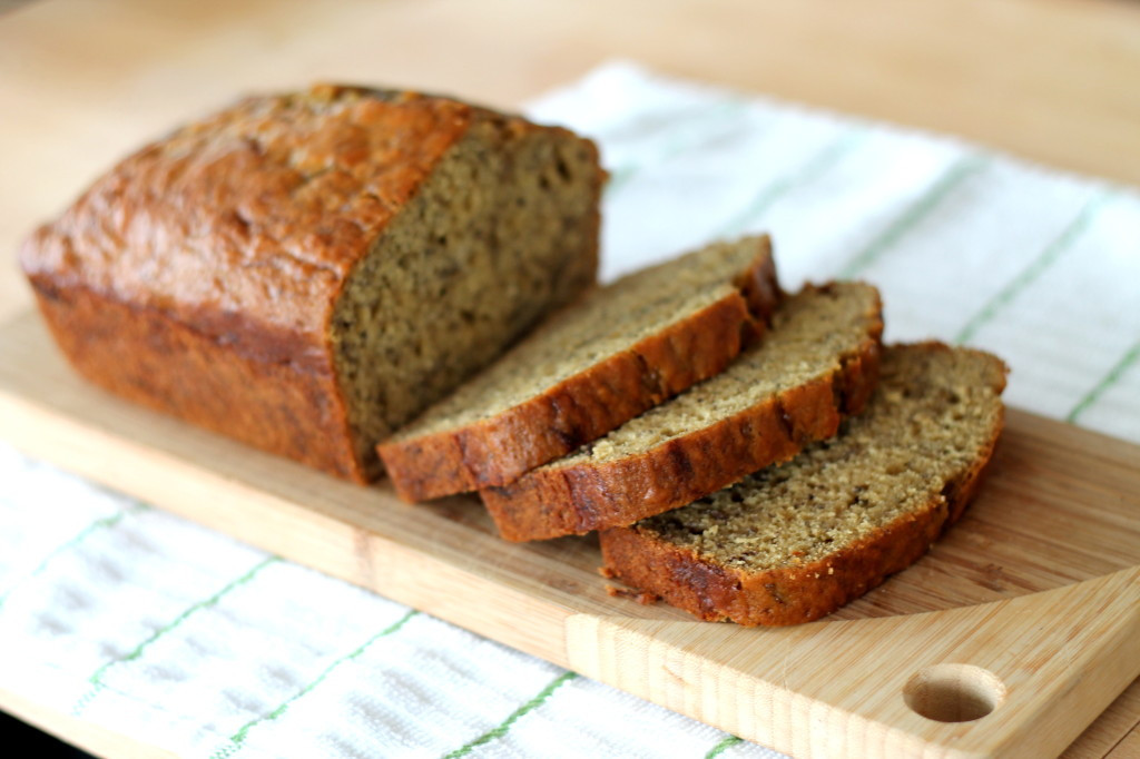 Simple Healthy Banana Bread Recipe  Easy Delicious and Healthy Banana Bread Recipe So Good