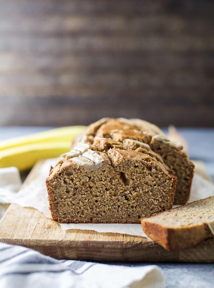 Simple Healthy Banana Bread Recipe  The BEST Healthy Banana Bread Recipe