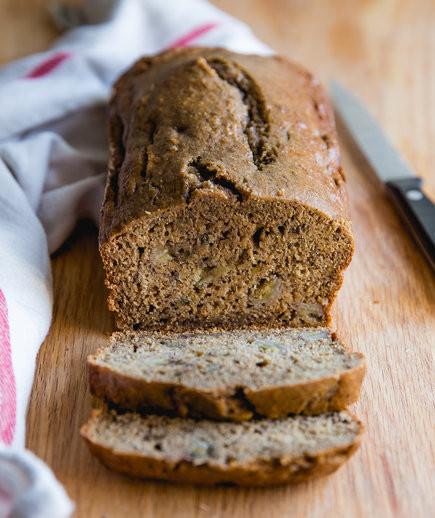 Simple Healthy Banana Bread Recipe  Healthy Banana Bread Recipe