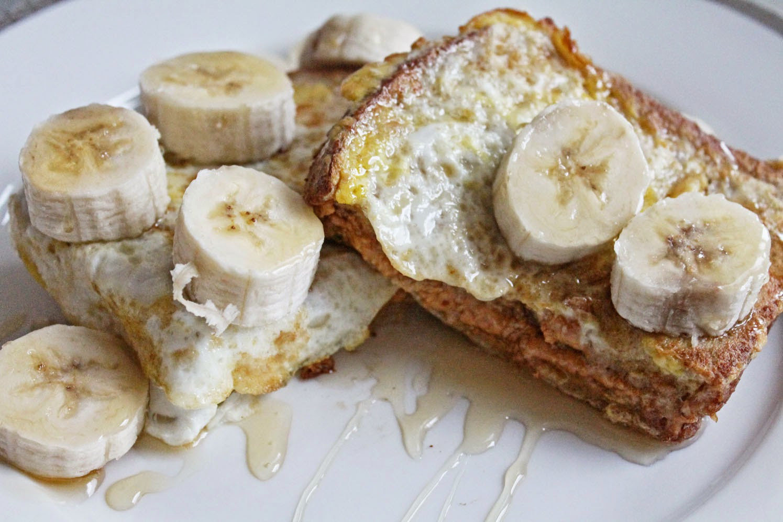 Simple Healthy Breakfast  Easy Healthy Breakfast Recipe All Natural Peanut Butter