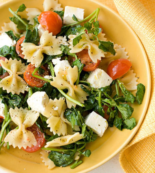 Simple Healthy Dinner Recipes  Easy Healthy Pasta Recipes from FITNESS Magazine