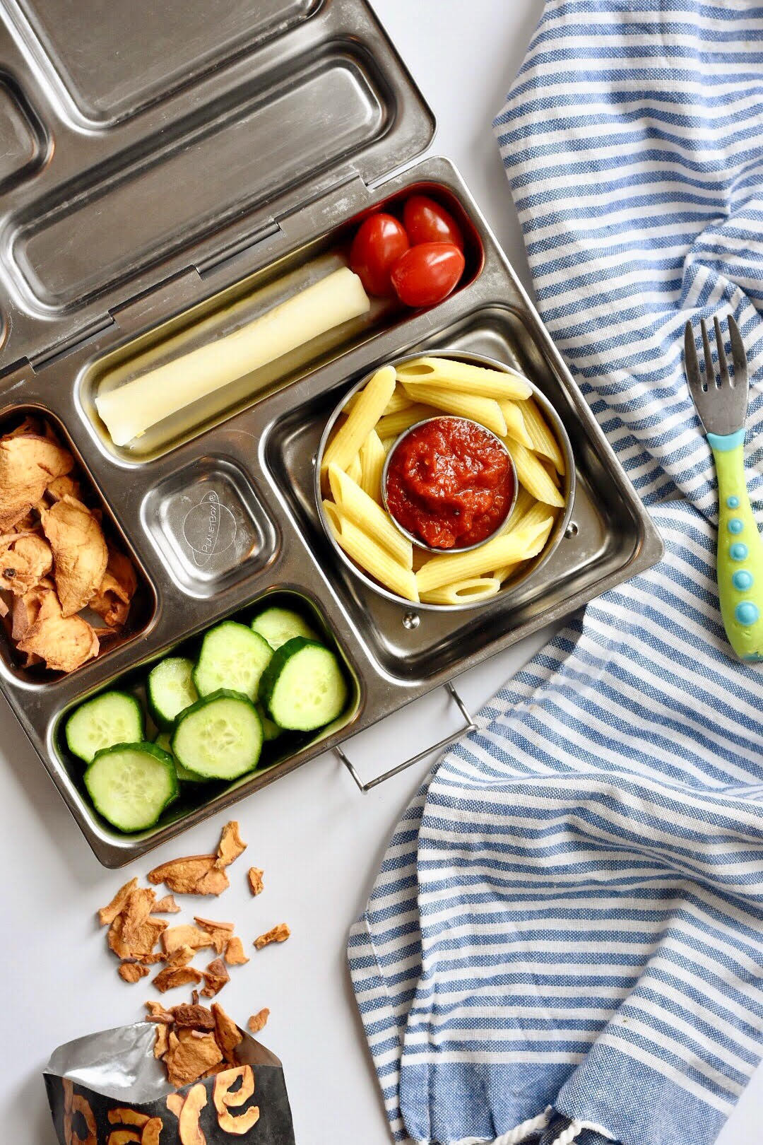 Simple Healthy Lunches  3 Healthy Kid Lunch Box Ideas