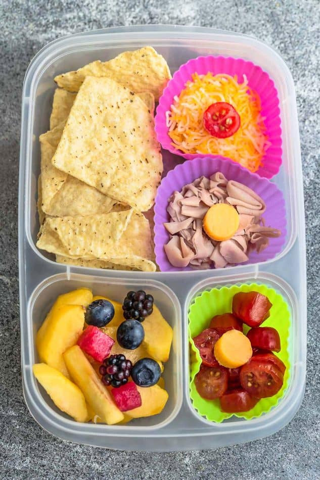 Simple Healthy Lunches  8 Healthy & Easy School Lunches