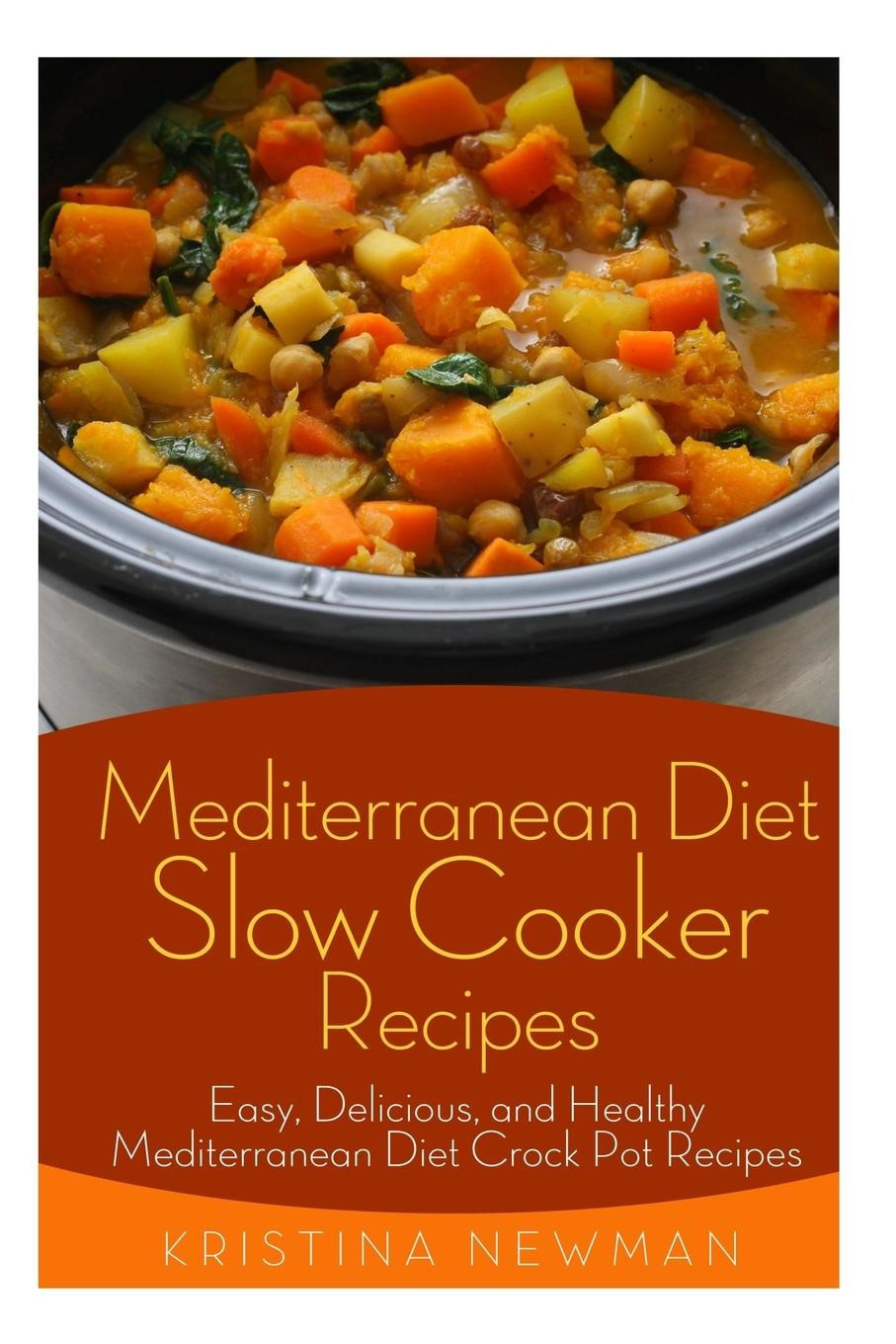 Simple Healthy Slow Cooker Recipes  Mediterranean Diet Slow Cooker Recipes Easy Delicious