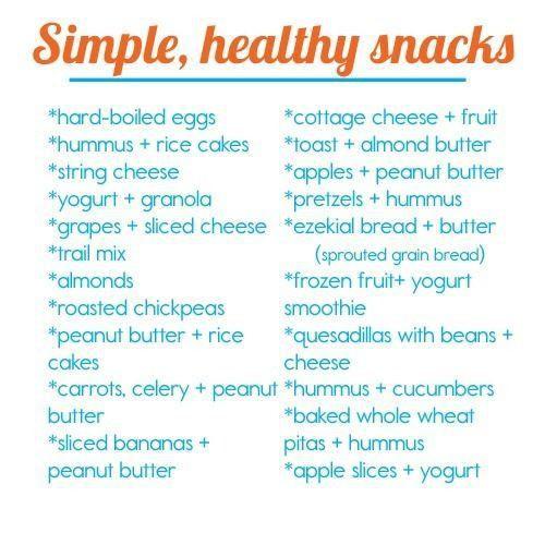 Simple Healthy Snacks  Quotes Healthy Snack QuotesGram