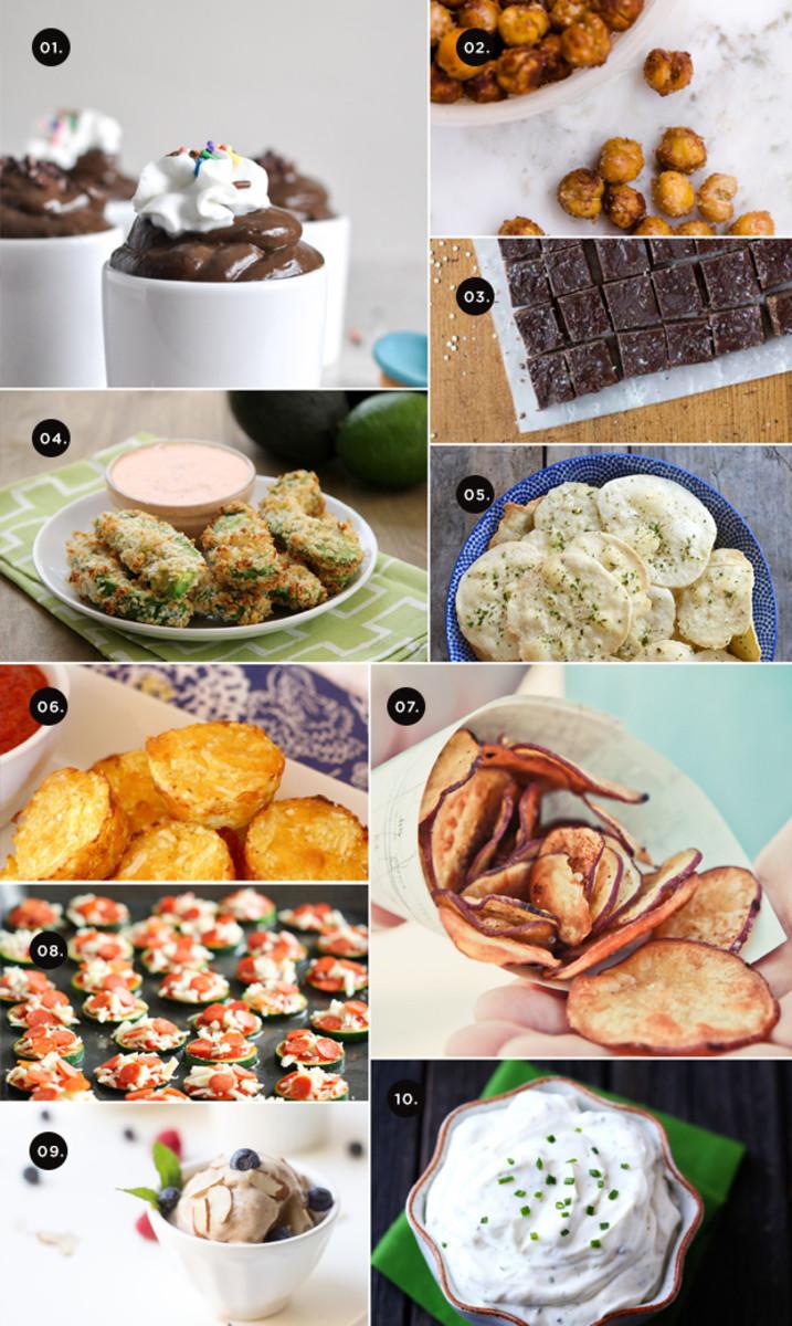 Simple Healthy Snacks  10 Healthy and Easy Snack Ideas Verily