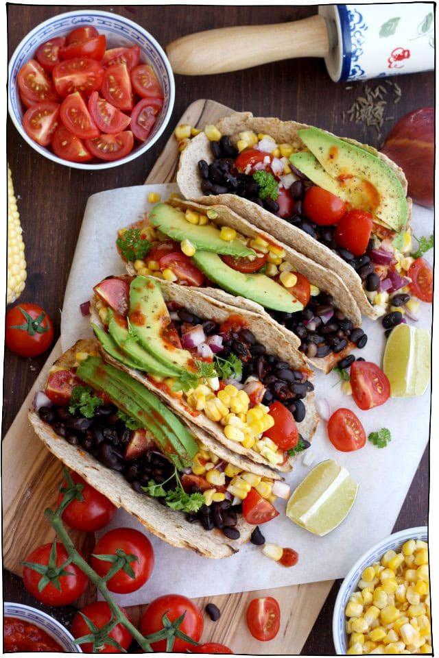 Simple Healthy Vegetarian Recipes  50 Easy Vegan Recipes for Beginners • It Doesn t Taste