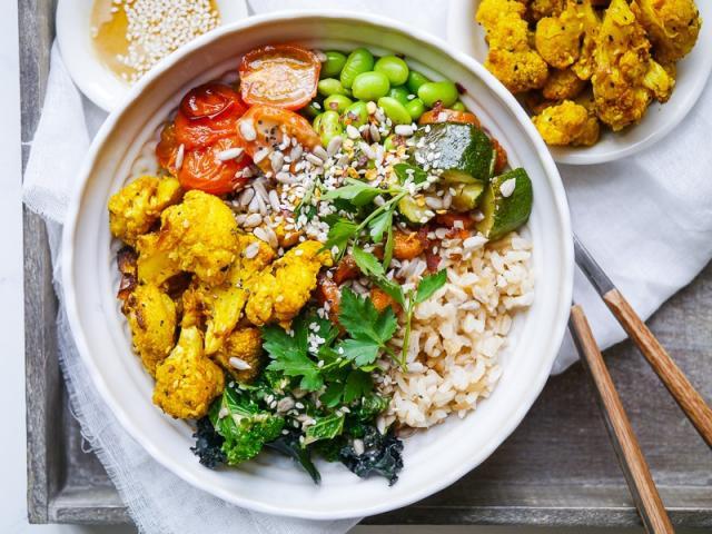 Simple Healthy Vegetarian Recipes  Easy Vegan Recipes Women s Health