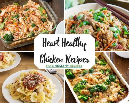 Simple Heart Healthy Recipes  Easy Healthy Recipes 24 Simple Healthy Recipes for Your