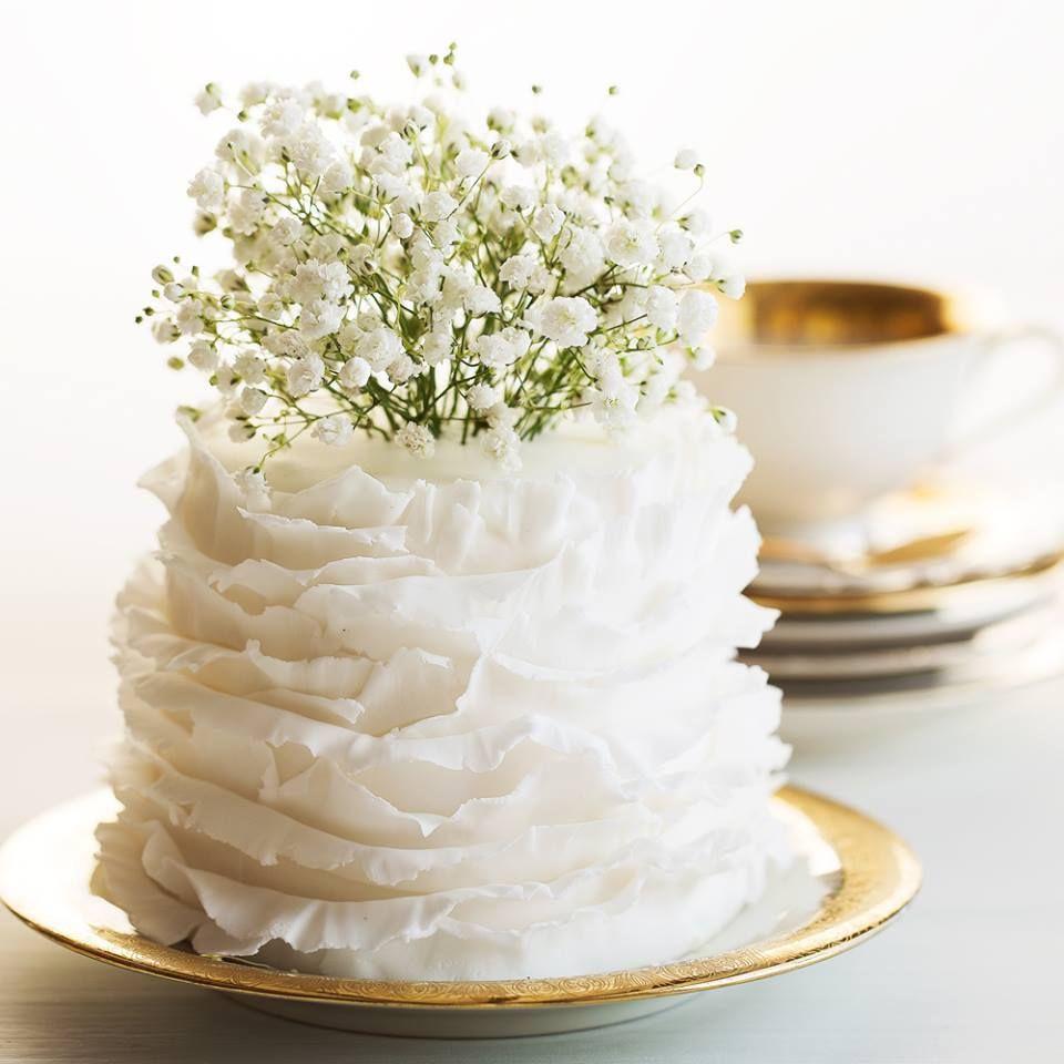Simple Small Wedding Cakes  Small Simple Wedding Cake