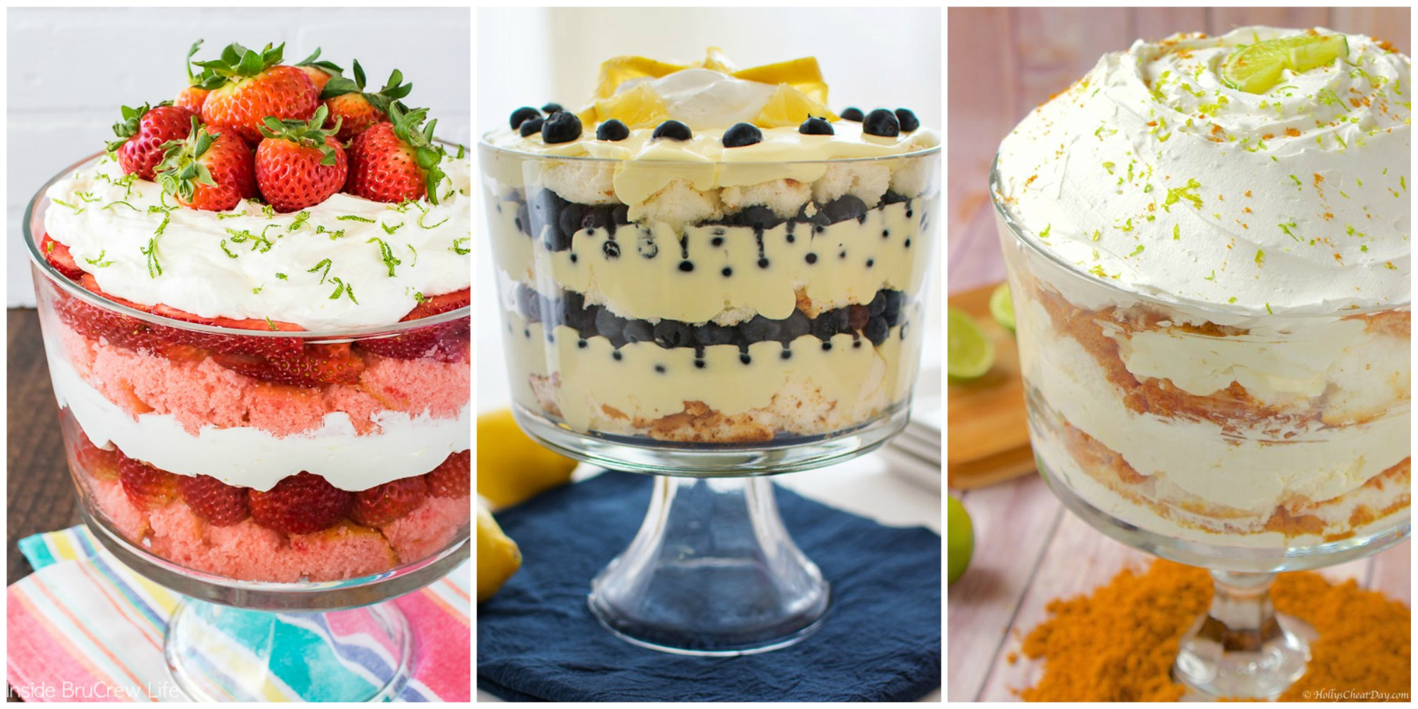 Simple Summer Desserts  12 Easy Summer Trifle Recipes That Will Be the Star of