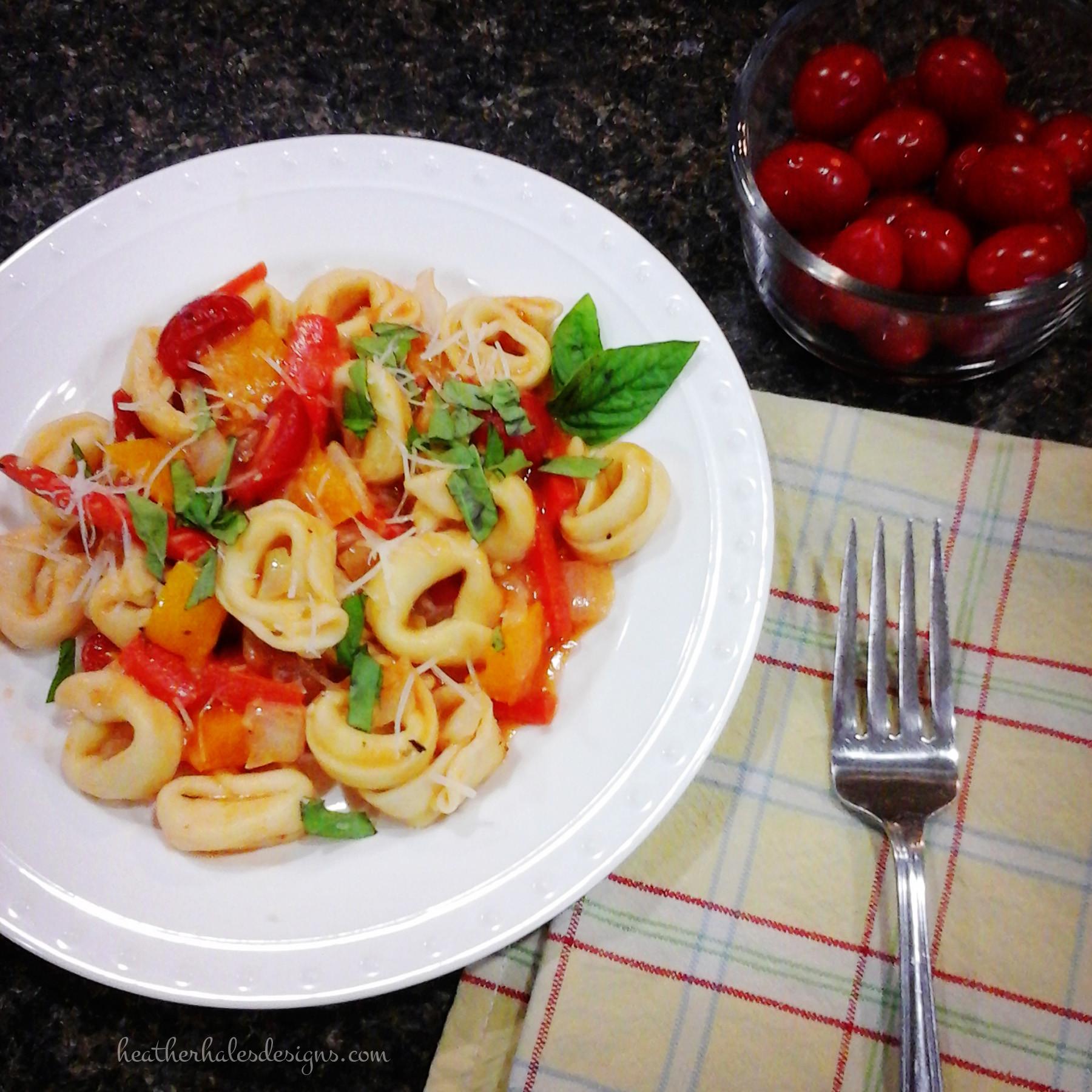Simple Summer Dinners  heatherhalesdesigns Blog Archive Super Easy Summer