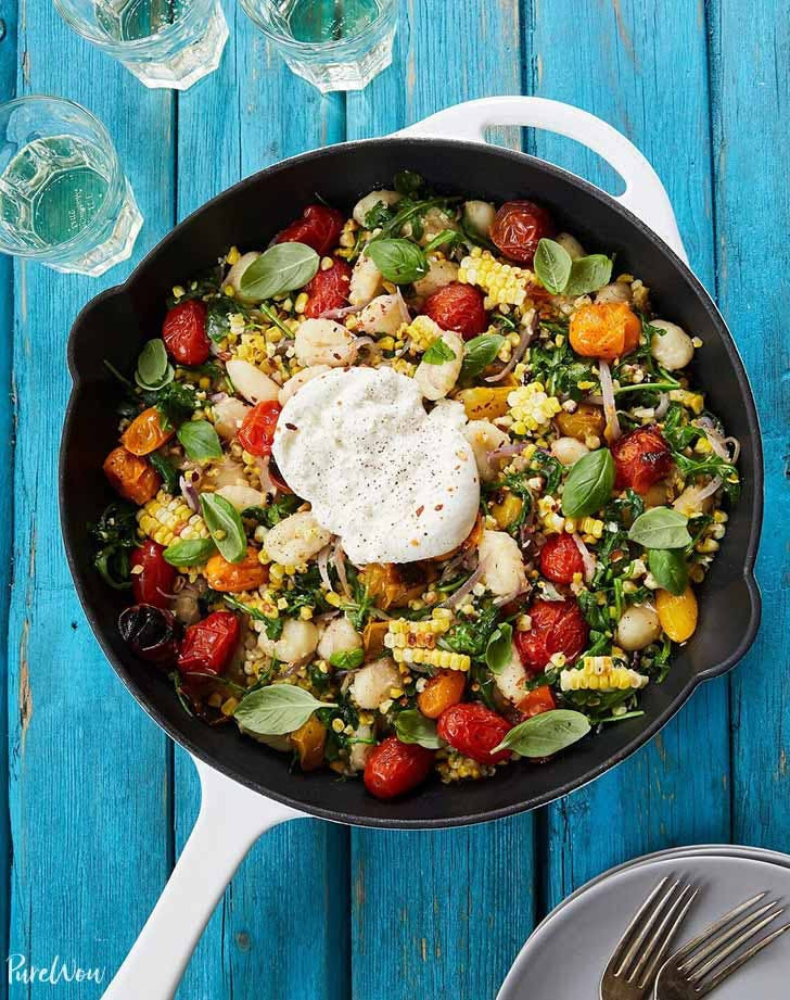 Simple Summer Dinners  31 Easy Summer Dinner Recipes to Make in August PureWow