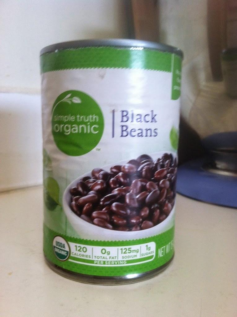 Simple Truth Organic Quinoa  Quinoa and Black Beans
