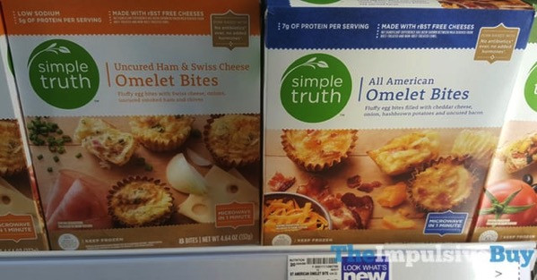 Simple Truth Organic Quinoa  SPOTTED ON SHELVES FROZEN FOOD EDITION 7 27 2017 The