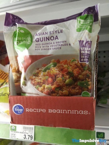 Simple Truth Organic Quinoa  Spotted on Shelves Archives Page 6 of 672 The