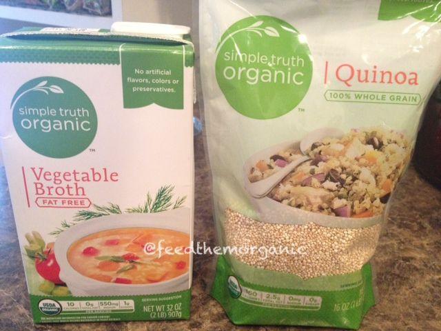 Simple Truth Organic Quinoa  19 best Simple Pumpkin Recipes images on Pinterest