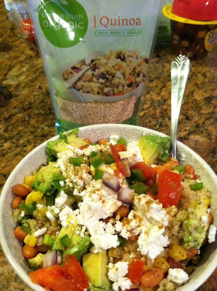Simple Truth Organic Quinoa  31 best images about Quinoa and Bulgar on Pinterest