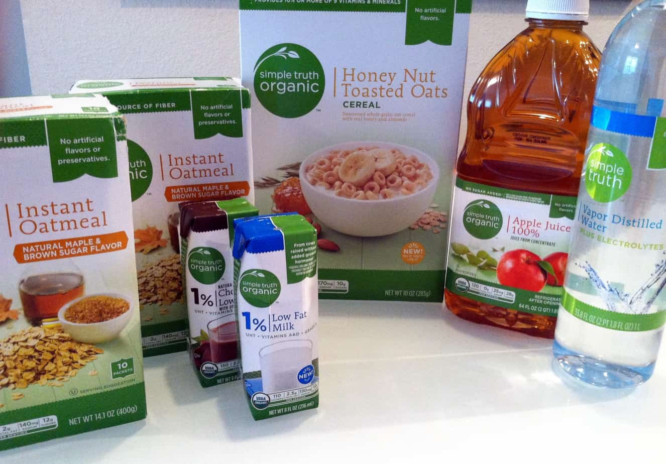 Simple Truth Organic Quinoa  Kroger's Simple Truth Brand GIVEAWAY