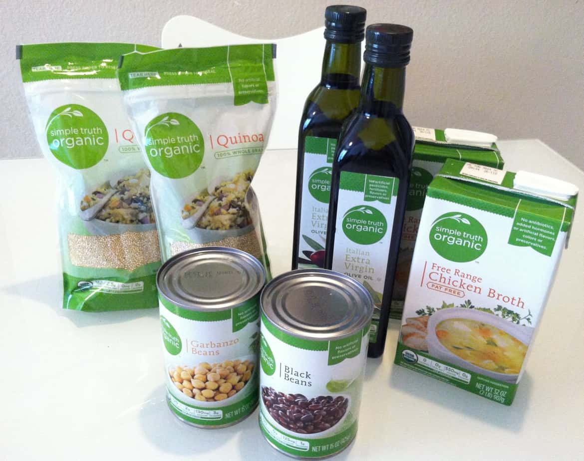 Simple Truth Organic Quinoa  Kroger s Simple Truth Brand GIVEAWAY