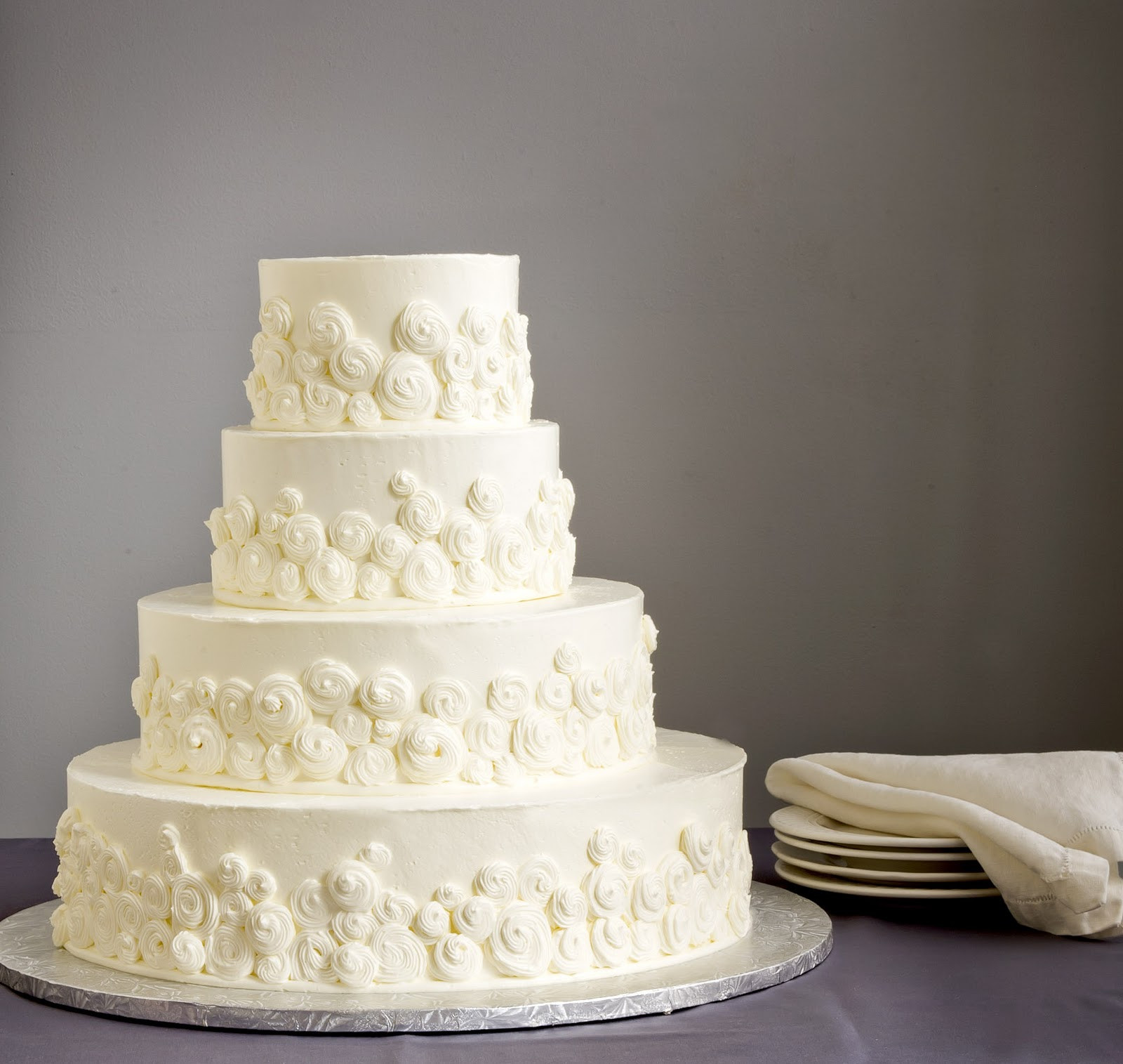 Simple Wedding Cakes Design  A Simple Cake THREE NEW Wedding Cake Ideas