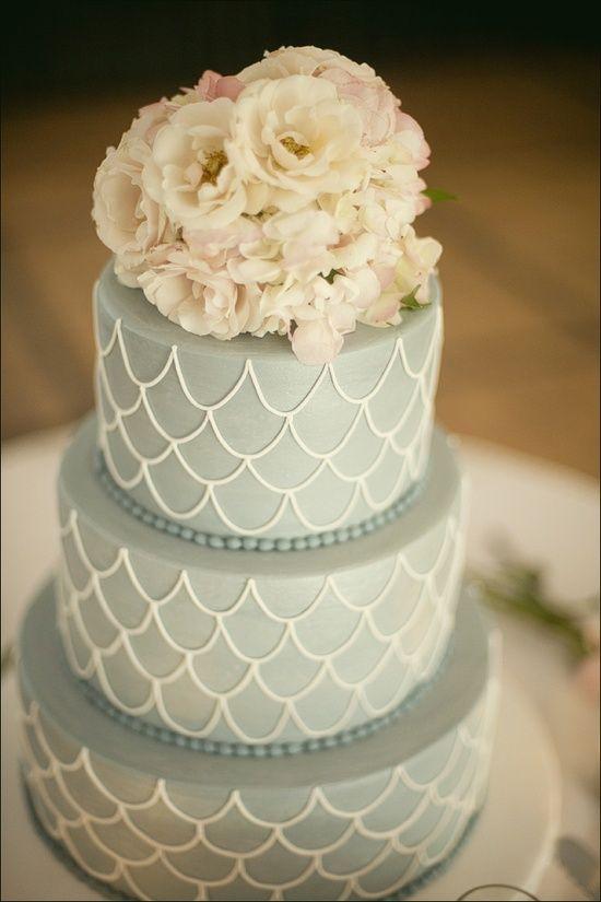 Simple Wedding Cakes Design  Simple elegant and unique wedding cake