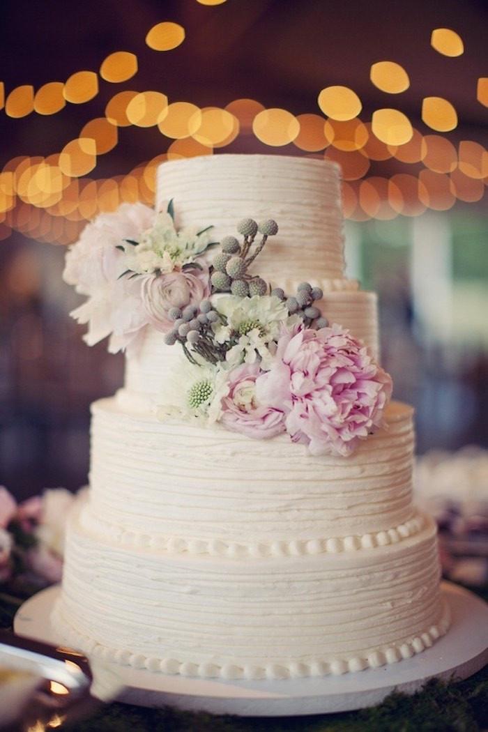 Simple Wedding Cakes Ideas  Simple Wedding Cakes Made to Inspire MODwedding