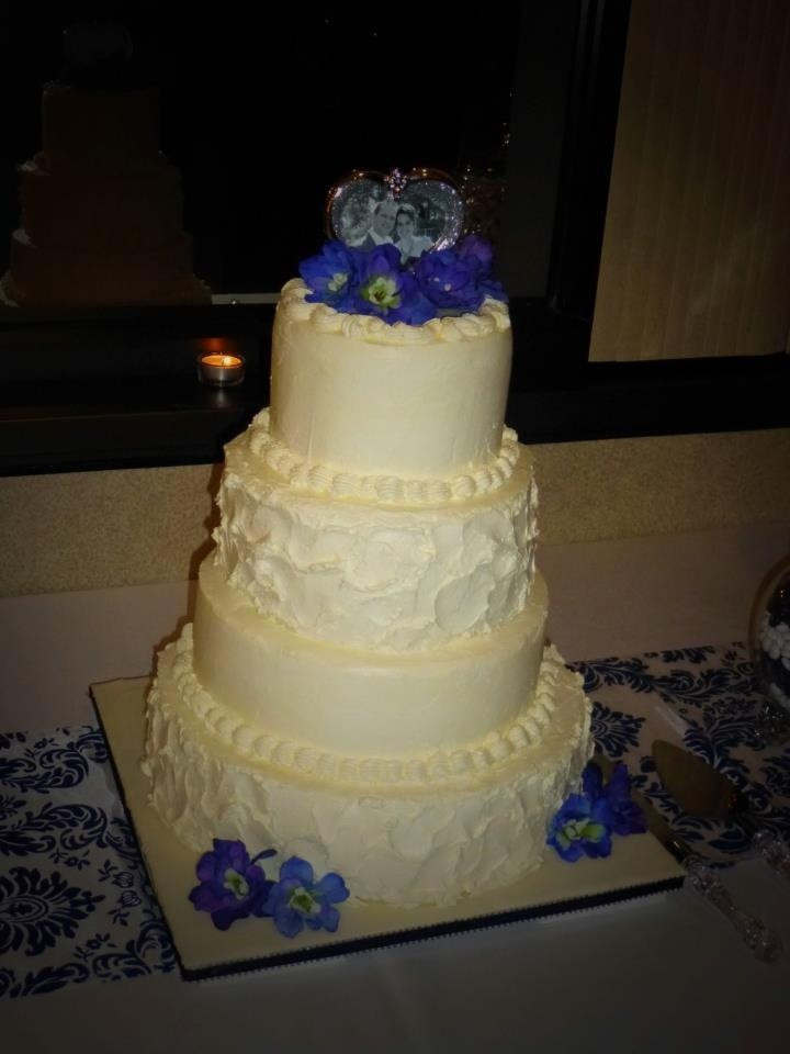 Simple Wedding Cakes Pinterest  Simple wedding cake Cakes