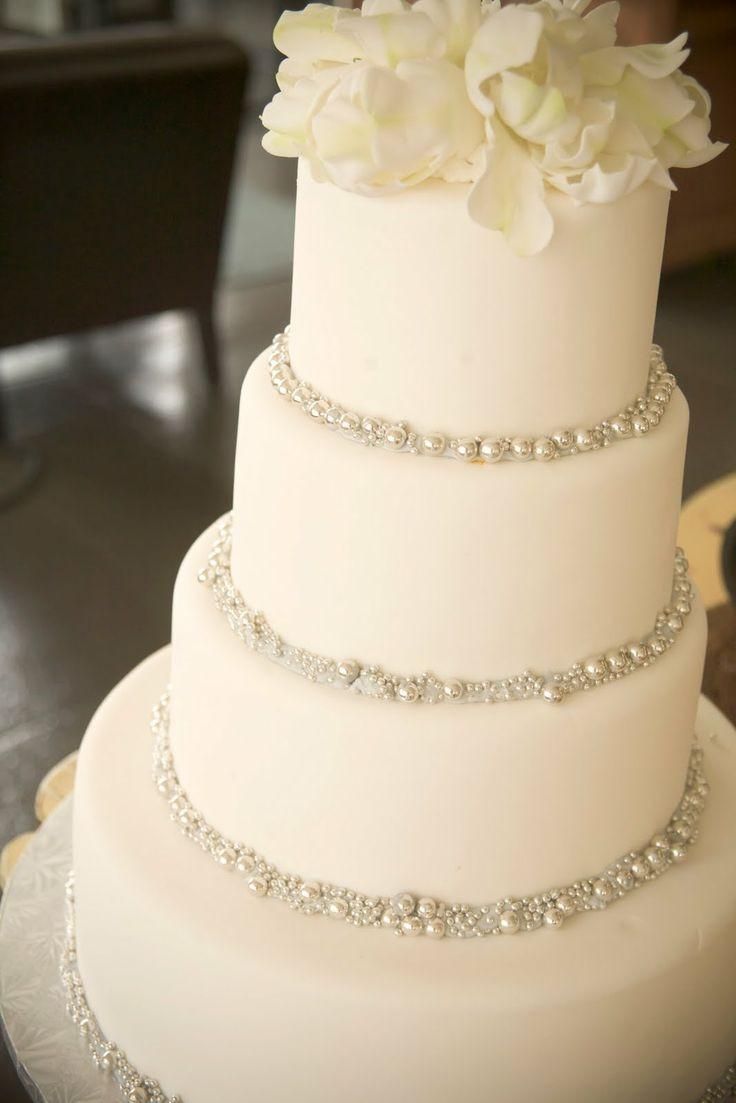 Simple Wedding Cakes Pinterest  25 Best Ideas about Simple Elegant Cakes on Pinterest