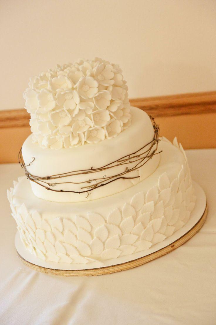 Simple Wedding Cakes Pinterest  Simple Wedding Cake Rustic Wedding Pinterest