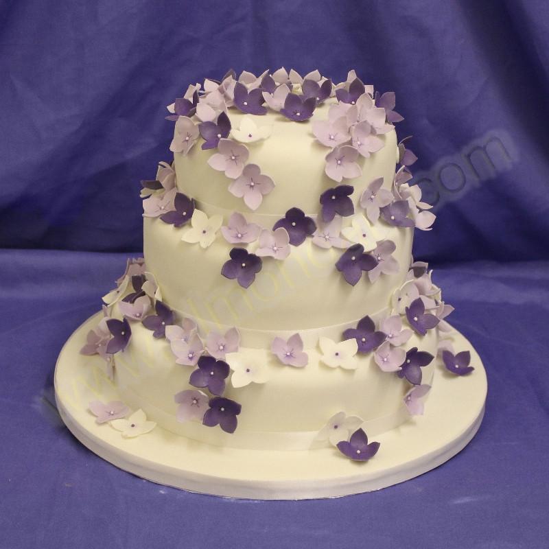 Simple Wedding Cakes Without Fondant  Wedding Cake Ideas Without Fondant