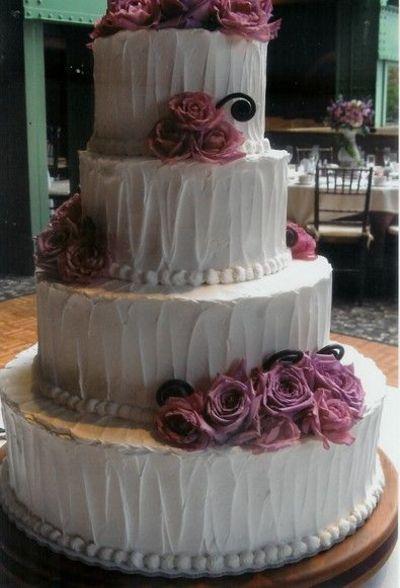 Simple Wedding Cakes Without Fondant  Cake without fondant wedding cakes Juxtapost