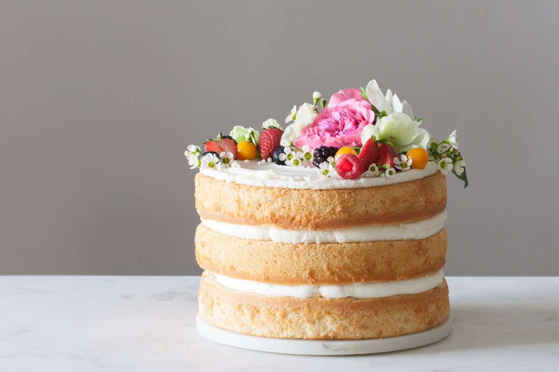 Simple Wedding Cakes Without Fondant  Культовый Журнал Голые торты