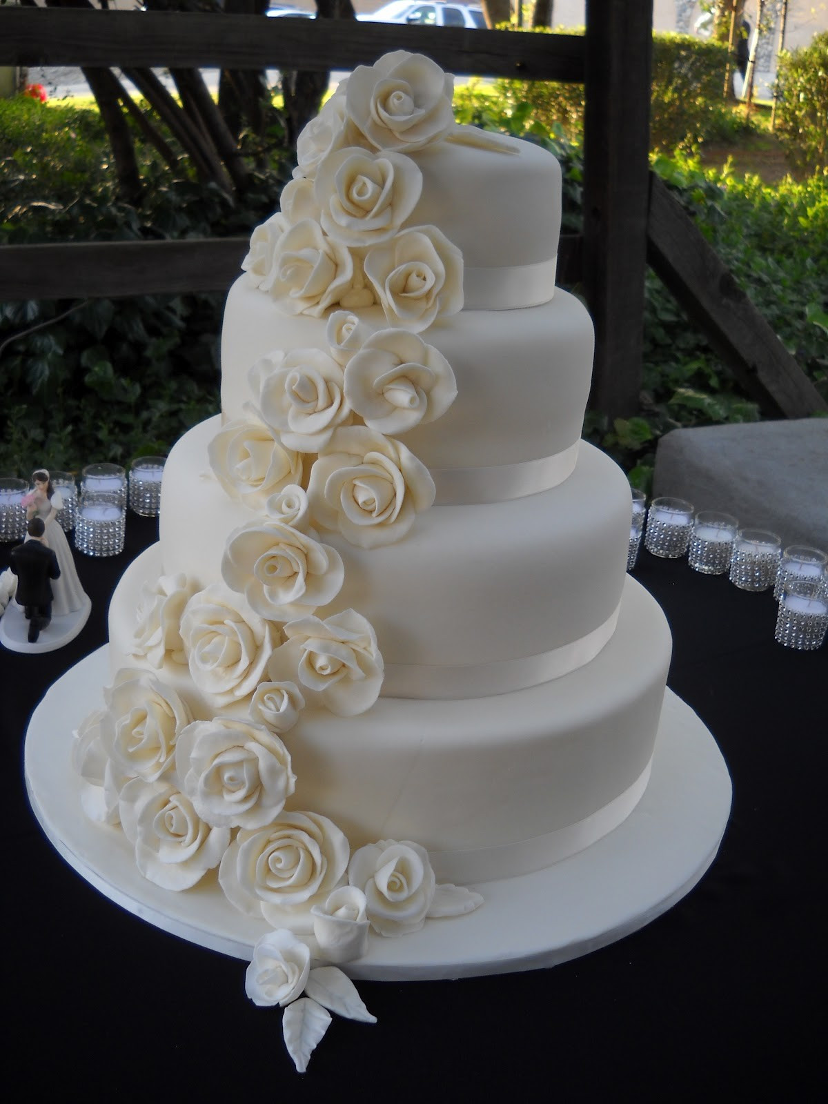 Simple Wedding Cakes Without Fondant  Simple Wedding Cakes ideas — White Salmon Wines