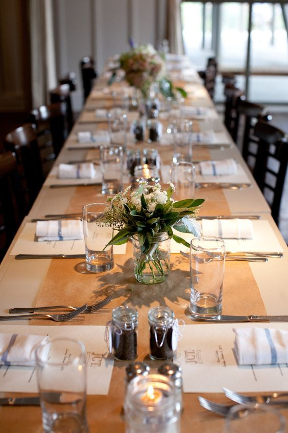 Simple Wedding Rehearsal Dinners  Pinterest • The world's catalog of ideas