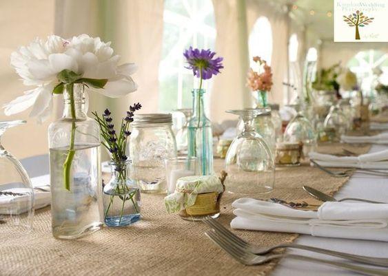 Simple Wedding Rehearsal Dinners  Rehearsal Dinner Decor