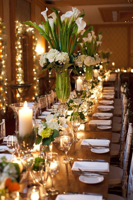 Simple Wedding Rehearsal Dinners  Floral wedding Floral and In love on Pinterest