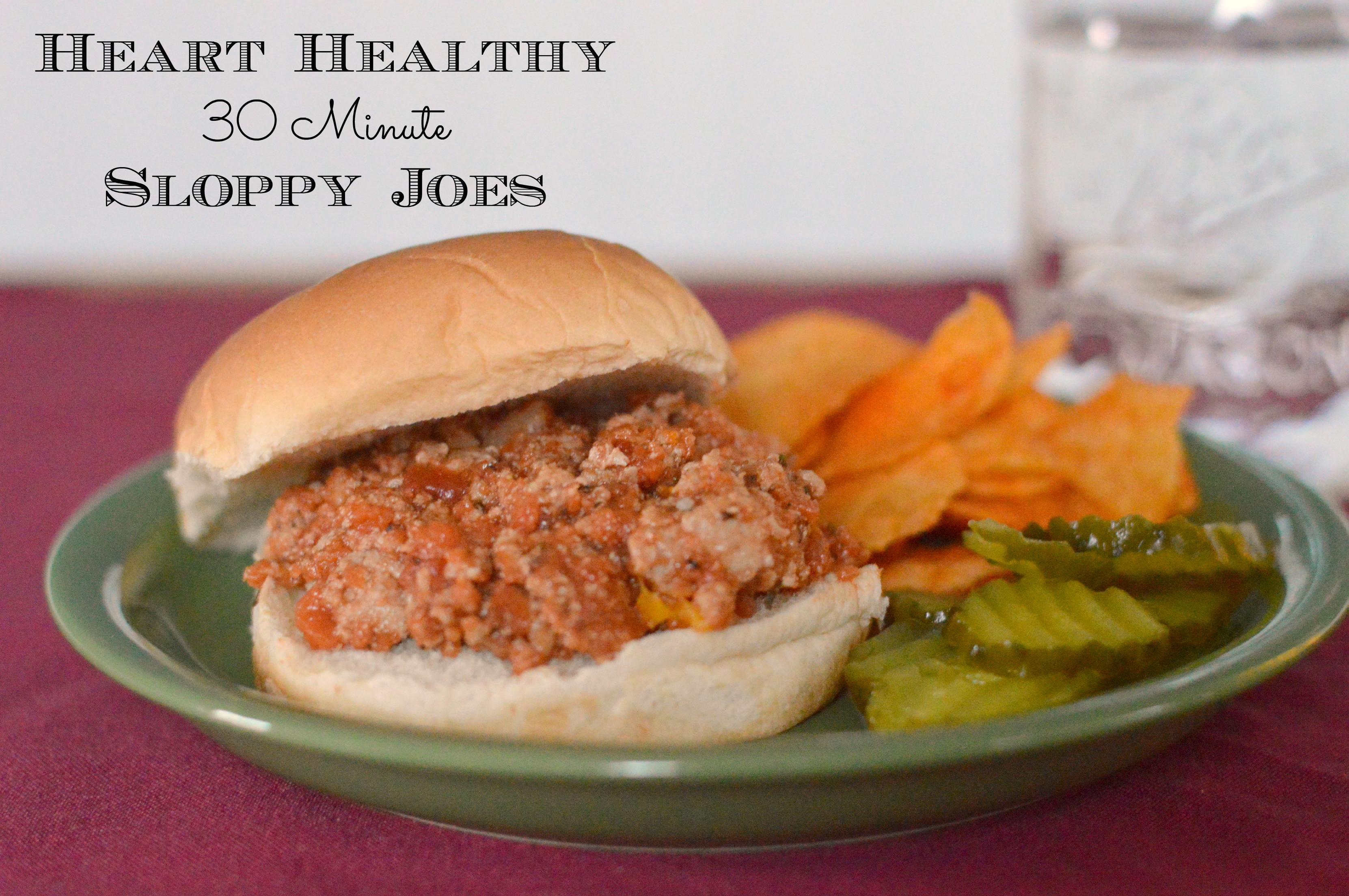 Sloppy Joes Healthy  5 Healthier for You Sloppy Joe Recipes SoFabFood