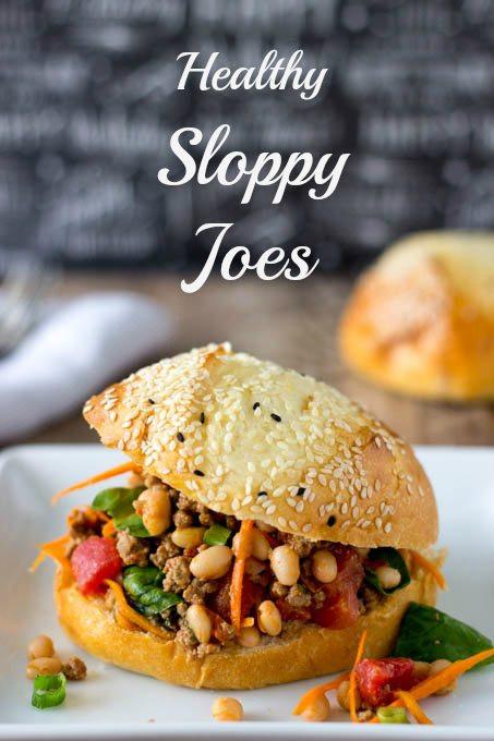 Sloppy Joes Healthy  Healthy Sloppy Joes Simple Healthy Kitchen