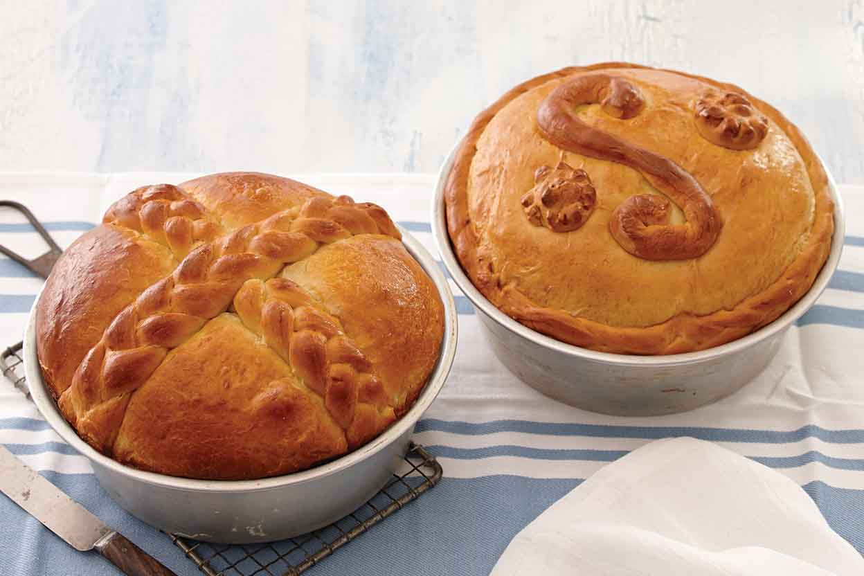 Slovak Easter Bread  Slovak Paska Recipe
